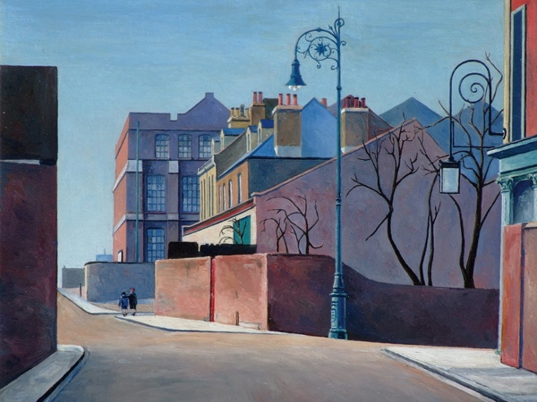 Harold Steggles, Old Ford Rd, c.1932