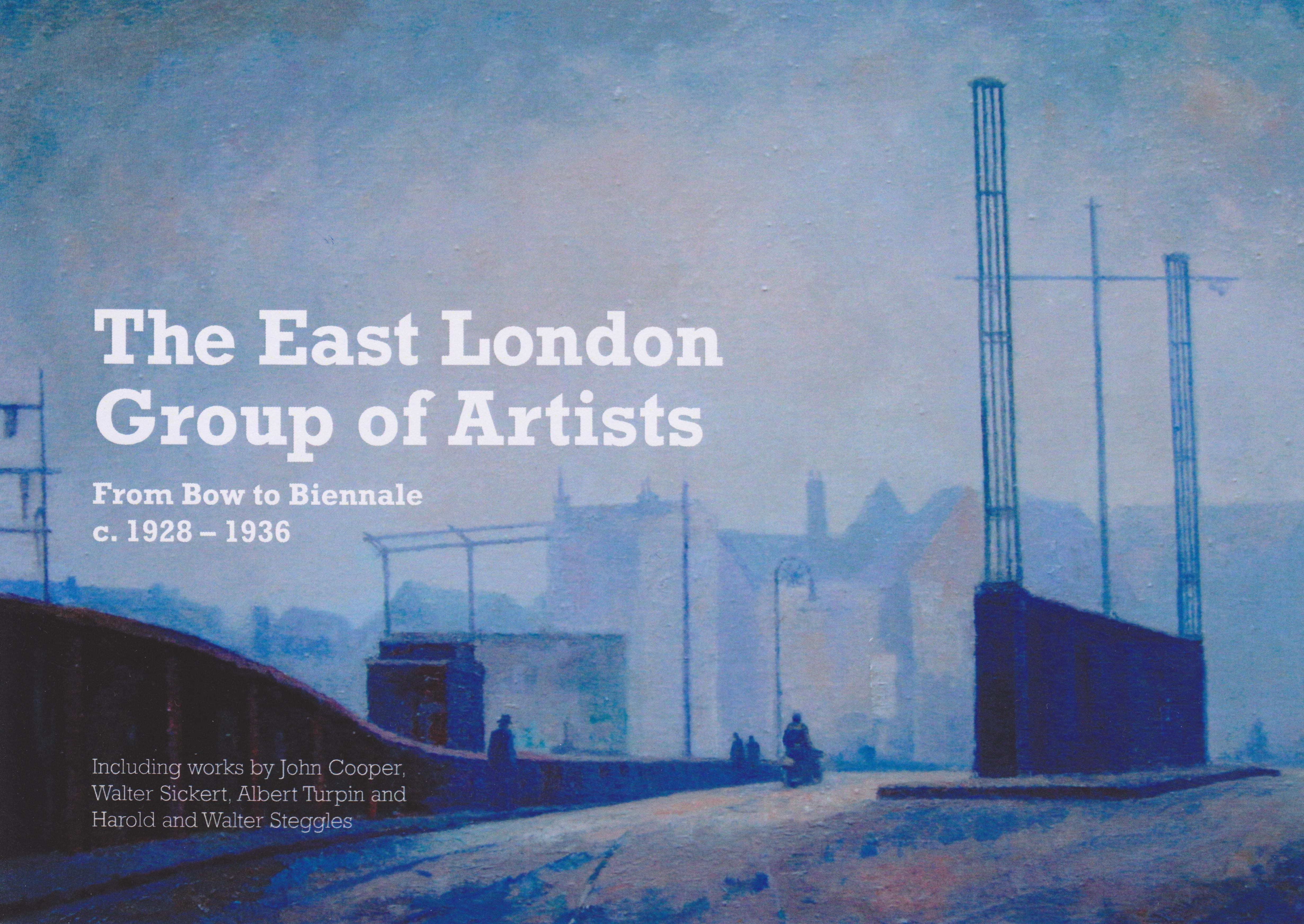 The East London Group of Artists