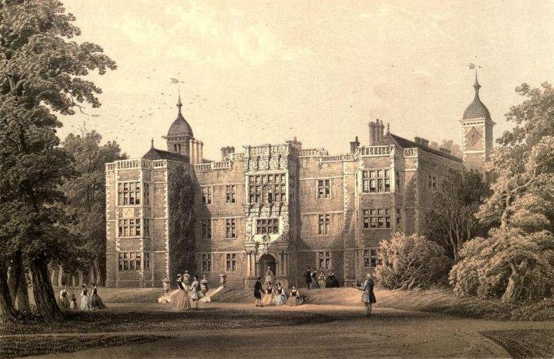 Charlton House, 1858