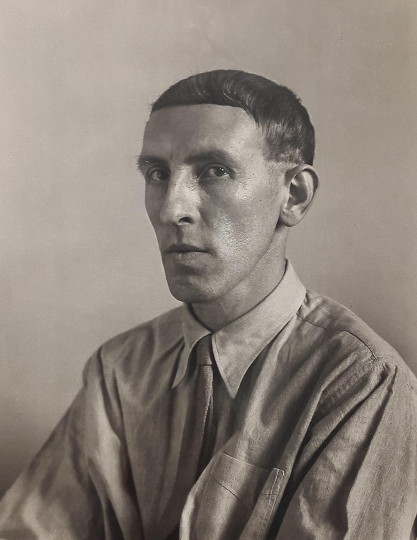 Walead Beshty Self Portrait